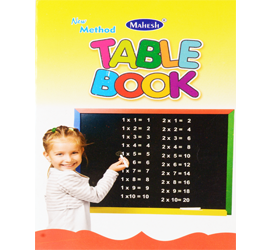 BABIES TABLE BOOK