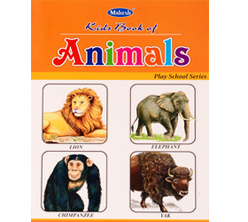 KIDS BOOK OF ANIMALS