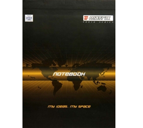 MATRIX Y/SERIES B5 OFFICE PAD 100 PAGES