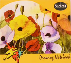 SUCCESS 36 DRAWING NOTEBOOK