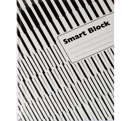 MATRIKAS SMART BLOCK 192 PAGES B5 S/SUB S/R