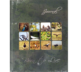 MATRIKAS JOURNAL A5 ANIMAL & BIRDS