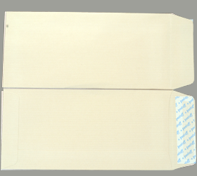 MAIL FAST KRAFT PEEL & SEEL 90 GSM 9.0 X 4.0 INCHES