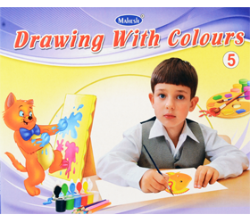 DRAWING WITH COLOURS