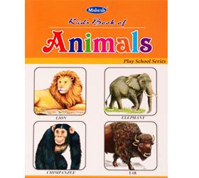 KIDS BOOK OF ANIMALS