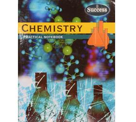 SUCCESS  160 CHEMISTRY PRACTICAL