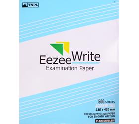 EZEE WRITE Examination Paper