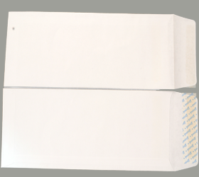 MAIL FAST WHITE PEEL & SEEL 90 GSM 11.0 X 5.0 INCHES